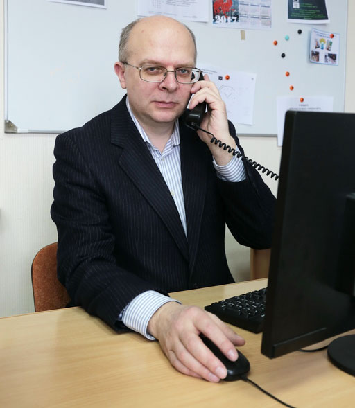 Петрусёв Сергей Викторович