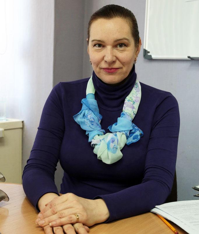 Зенкова Светлана Михайловна